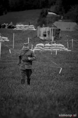 Predstavnik stare jugoslovanske vojske