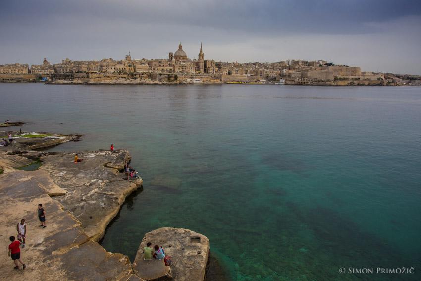 Valletta - drugič
