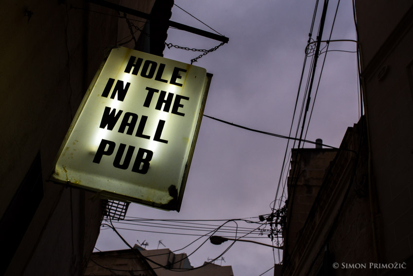 Pub takoj za vogalom