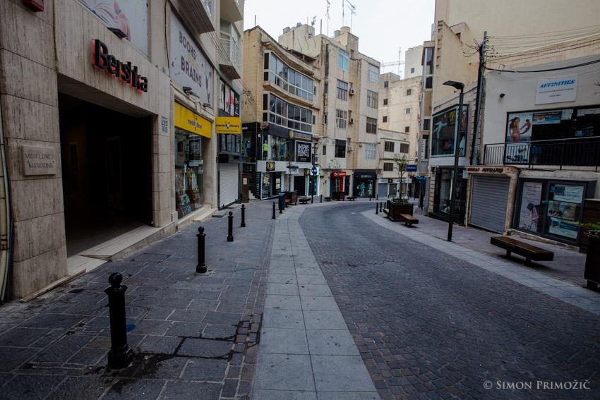 Ulica Slieme