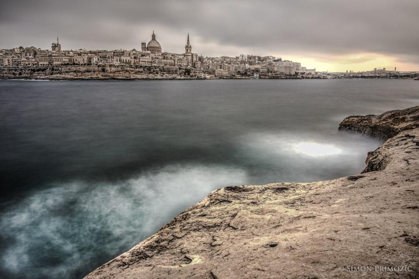 Pogled proti Valletti