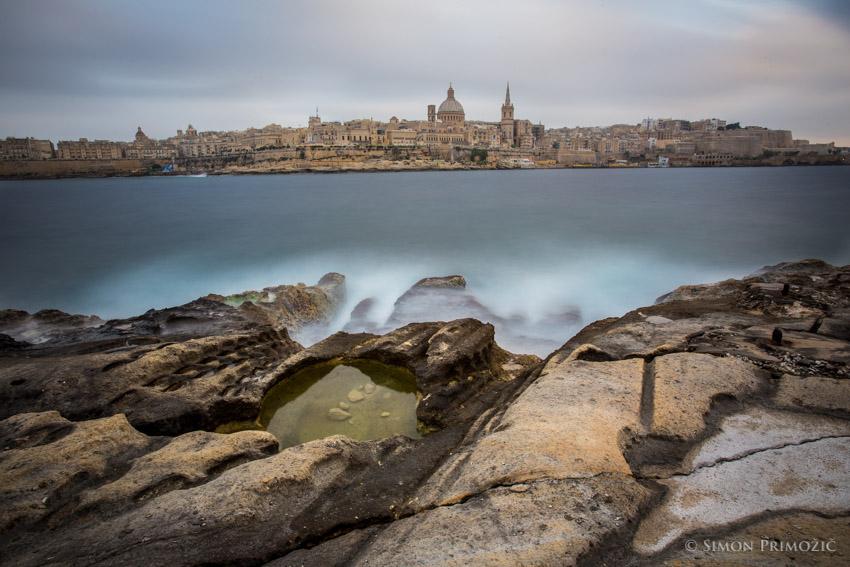 Pa ja ne spet Valletta