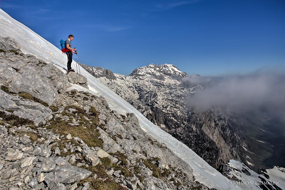 Pogled proti dolini Krme