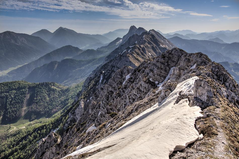 Pogled iz vrha Kladiva