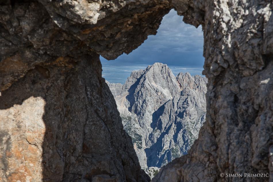 Pogled proti Škrlatici