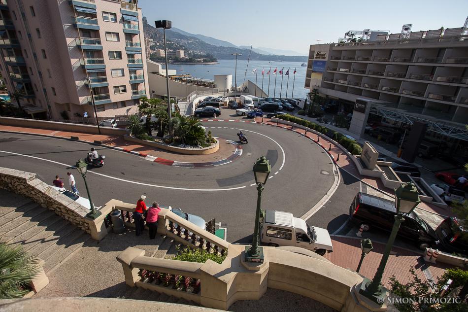 Je res, sledi sprehod po Monaku