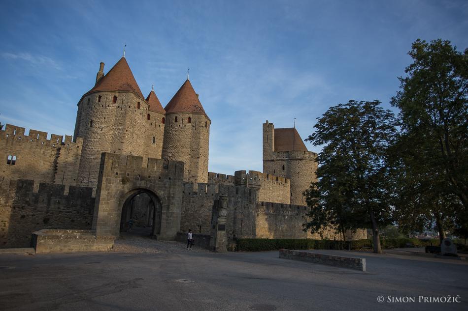 Vhod v staro mestno jedro